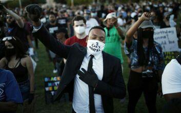 Δολοφονία Τζορτζ Φλόιντ: Διαδηλώσεις σε όλον τον κόσμο κατά του ρατσισμού και της αστυνομικής βίας