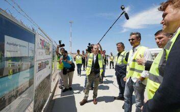 Το αεροδρόμιο της Σαντορίνης θα αναβαθμίσει το τουριστικό προϊόν του νησιού