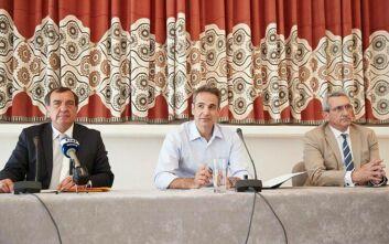 Μητσοτάκης: «Έχουμε υποχρέωση να προστατεύσουμε το τουριστικό μας προϊόν»
