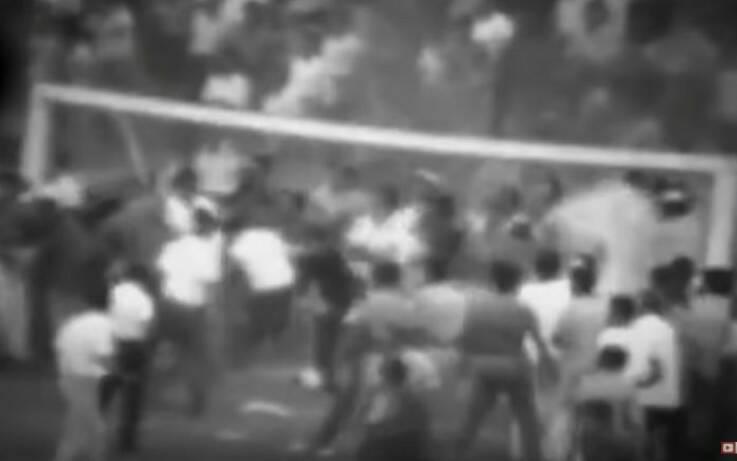 Η μέρα που Παναθηναϊκοί και Ολυμπιακοί διέλυσαν το γήπεδο της Λεωφόρου Αλεξάνδρας