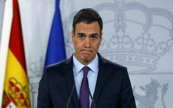 Πέδρο Σάντσεθ: «Η Ισπανία ξανανοίγει τα σύνορά της αλλά παραμένει ευάλωτη»