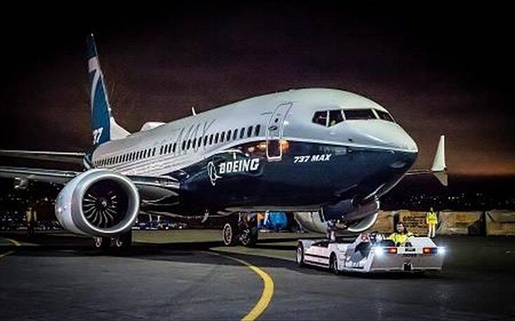 Ξεκινούν οι δοκιμαστικές πτήσεις πιστοποίησης των Boeing 737 MAX