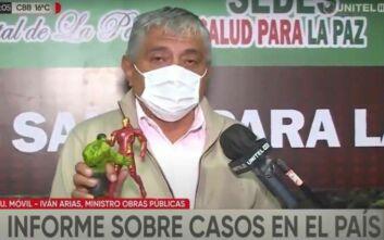 Βολιβία: Υπουργός παρομοίασε τον κορονοϊό με τον… Thanos και ζήτησε να αποτελέσουν έμπνευση οι Hulk κι Ironman
