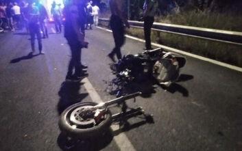 Τραγωδία στη Λέσβο: Νεκροί δύο νεαροί μοτοσυκλετιστές