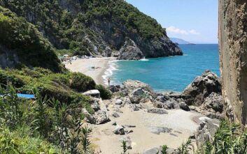 Εύβοια: Νεκρός 21χρονος στην παραλία της Χιλιαδούς