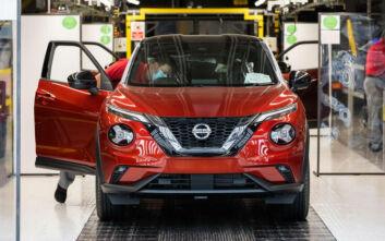 Επανεκκίνηση παραγωγής για το εργοστάσιο της Nissan στο Sunderland