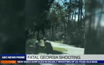 Αμάντ Άρμπερι: «Βρομονέγρο» είπε λευκός άντρας που πυροβόλησε Αφροαμερικανό