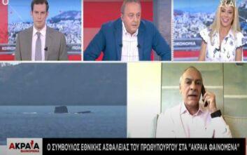Σύμβουλος ασφαλείας Πρωθυπουργού: Έχουμε έτοιμες τις αντιδράσεις μας για όλα τα σενάρια