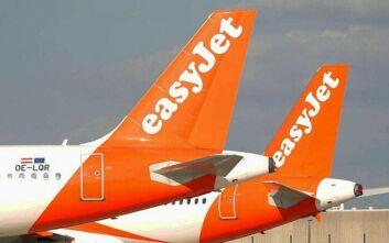H easyJet ξανάρχισε σήμερα τις πτήσεις της