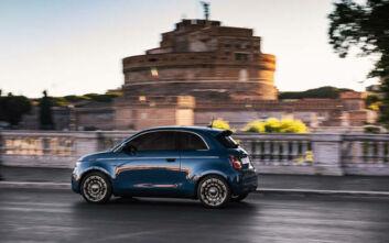 Πρεμιέρα για το ηλεκτρικό Fiat 500 «la Prima» hatchback