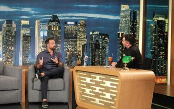 The 2Night Show: Πόσο καιρό θα απέχει από την τηλεόραση ο Σάκης Τανιμανίδης;