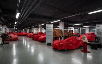 Ανοίγει το μουσείο της Alfa Romeo