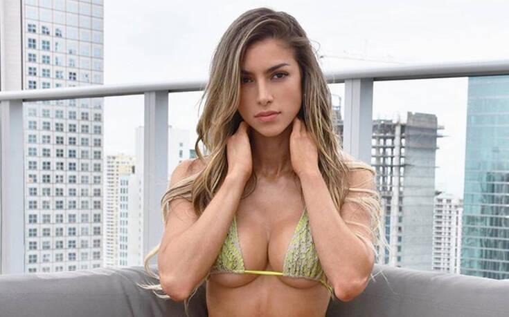 Η σέξι γυμνάστρια από την Κολομβία