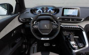 Peugeot i-Cockpit: Ένα «έξυπνο» σύστημα διεύθυνσης πολλαπλών λειτουργιών