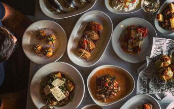 Πού θα φάτε νόστιμους μεζέδες στο κέντρο της Αθήνας