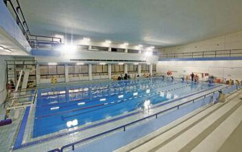 Επαναλειτουργούν από 9 Ιουνίου για το κοινό τα κλειστά κολυμβητήρια του δήμου Αθηναίων