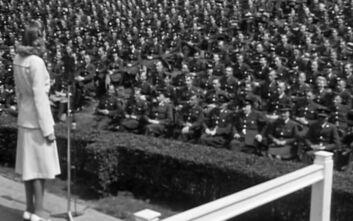 Πέθανε η τραγουδίστρια Βέρα Λιν, έδινε θάρρος στους βρετανούς στρατιώτες στον Β' Παγκόσμιο Πόλεμο