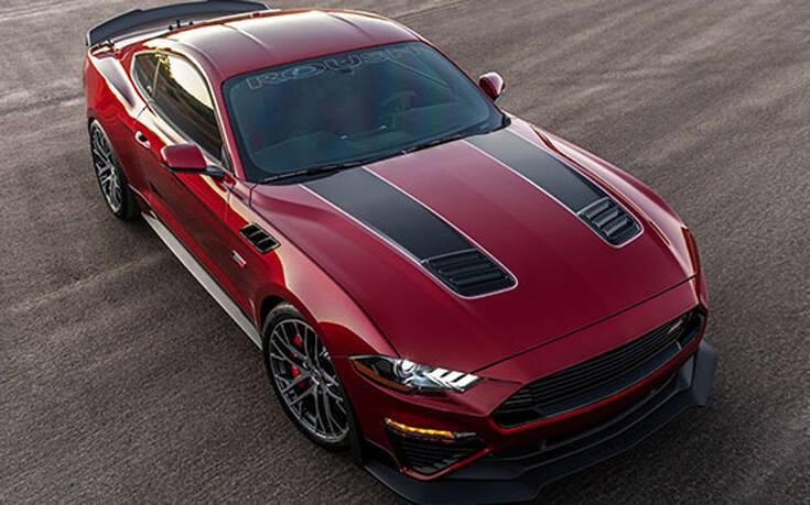 Ένα Mustang… 775 άλογων – Newsbeast