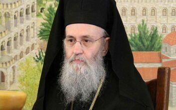 Μητροπολίτης Ναυπάκτου Ιερόθεος: «Παράλογες οι θεωρίες συνωμοσίας για το lockdown στις εκκλησίες»