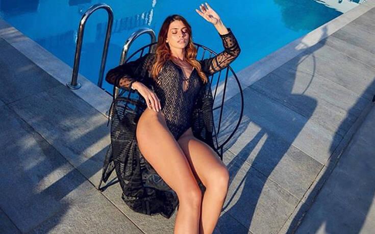 Η Ιωάννα Σαρρή είναι από τα πιο σέξι κορίτσια που πέρασαν από το GNTM
