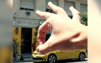 Σάλος με διαφήμιση της Volkswagen που χαρακτηρίστηκε ρατσιστική, συγγνώμη ζήτησε η εταιρεία