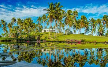 Πόσο θα πιάσει άραγε ένα ολόκληρο ιδιωτικό νησί στα Φίτζι