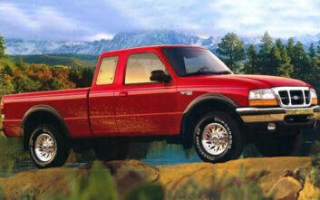 Ανακαλούνται Ford Ranger για έλεγχο στον αερόσακο του οδηγού