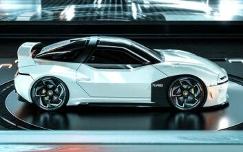 Δείτε πώς οραματίστηκε ένας σχεδιαστής της VW μια μοντέρνα εκδοχή του Mitsubishi 3000GT