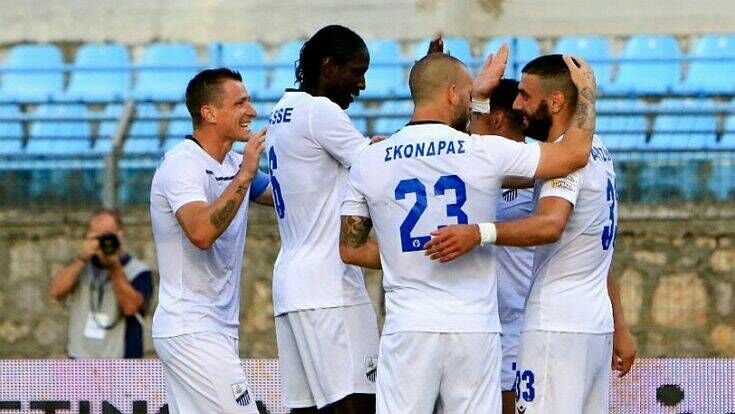 Σούπερ Λίγκα, πλέι άουτ: Λαμία - Παναιτωλικός 2-0