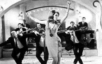 Μαίρη Χρονοπούλου: Η σπάνια φωτογραφία από την πρώτη κινηματογραφική εμφάνισή της