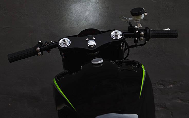 Μια ανακατασκευασμένη Kawasaki GPΖ1100 με άρωμα… «Top Gun» – Newsbeast