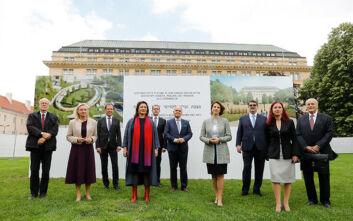 Αυστρία: Μπήκαν τα θεμέλια στο μεγάλο Μνημείοτου Ολοκαυτώματος