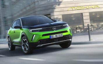Νέο Opel Mokka με μοντέρνο στιλ που προσφέρει οδηγική ευχαρίστηση