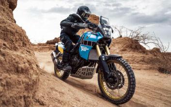 Η Yamaha επιστρέφει στις ρίζες της Tenere με ένα σπέσιαλ μοντέλο