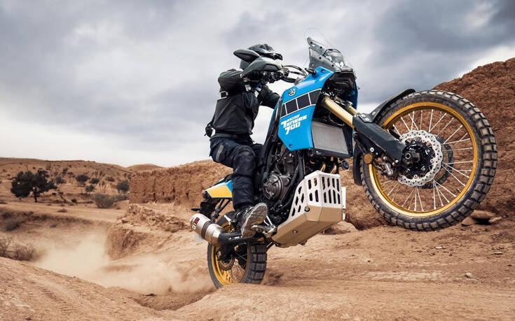 Η Yamaha επιστρέφει στις ρίζες της Tenere με ένα σπέσιαλ μοντέλο – Newsbeast