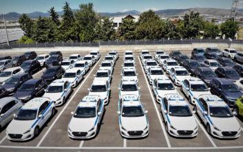 35 Hyundai i30 στην Ελληνική Αστυνομία