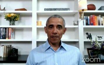 Ομπάμα για George Floyd: Θέλω να ξέρετε πως μετράτε, οι ζωές σας, τα όνειρά σας μετράνε