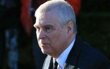 Οι ΗΠΑ καλούν τον πρίγκιπα Άντριου να καταθέσει για την υπόθεση Έπσταϊν