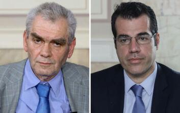 Εξαίρεση Θανάση Πλεύρη από την προανακριτική επιτροπή ζητά ο Δημήτρης Παπαγγελόπουλος