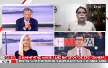 Βατόπουλος: Στην Ελλάδα θα την πάθουμε από πάρτι