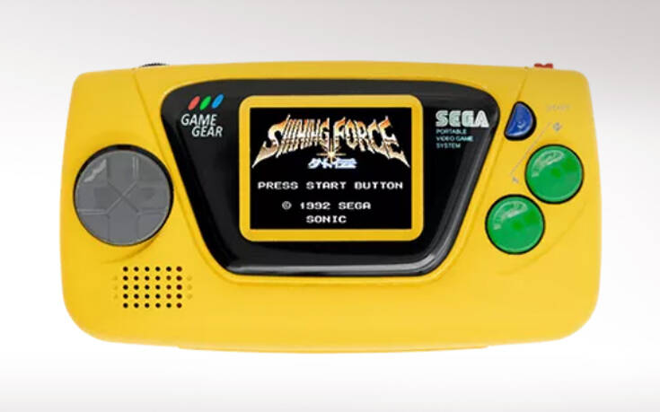 H Sega θα κυκλοφορήσει 4 μικροσκοπικές κονσόλες με 4 παιχνίδια η καθεμιά – Newsbeast