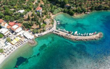 Τρεις παραλίες όνειρο στη Δυτική Μάνη