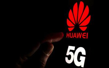 Η Μεγάλη Βρετανία απέκλεισε τη Huawei από το δικό της δίκτυο 5G
