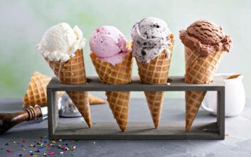 Ποια γεύση παγωτού σαρώνει στις εξαγωγές στην Ευρώπη