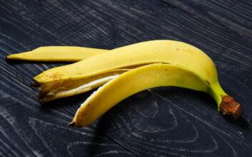 Τέσσερις χρήσεις της μπανανόφλουδας που δεν φανταζόσασταν ποτέ