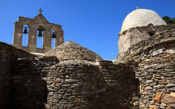 Το χωριό της Νάξου με τους ξακουστούς μάστορες της πέτρας