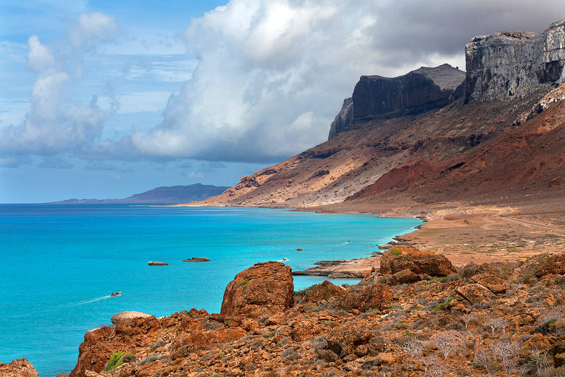 Το νησί που μοιάζει να είναι… εξωγήινο