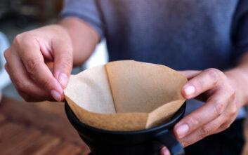 Πώς μπορεί να σας φανεί χρήσιμο ένα φίλτρο καφέ