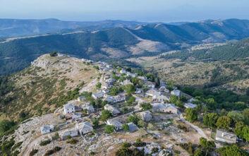 Το χωριό- ιστορικό μνημείο στην ενδοχώρα της Θάσου