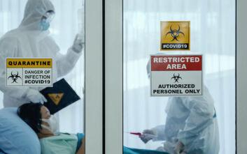«Ασυγκράτητος» ο κορονοϊός στις ΗΠΑ, πάνω από 63.200 κρούσματα και 850 θάνατοι σε ένα 24ωρο